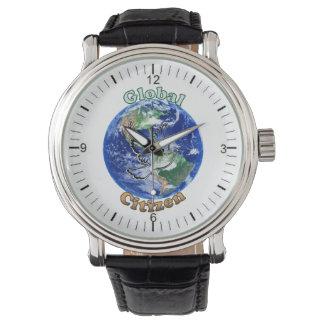 Reloj global del ciudadano
