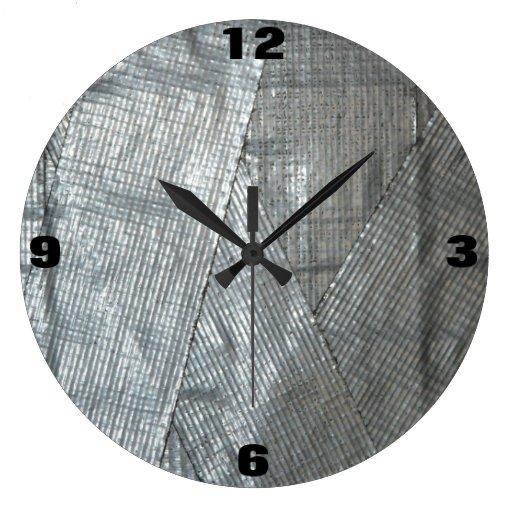 Reloj grabado conducto divertido de la tienda de l