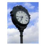 Reloj grande postal