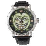 Reloj Halloween del gato negro 13