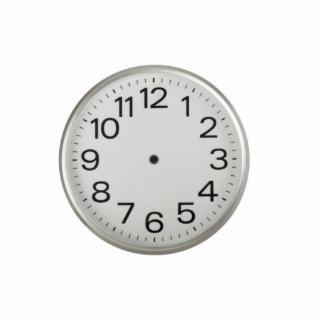 Reloj Handless Fotoescultura Vertical