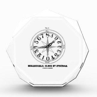 Reloj hexadecimal por Nystrom (ejemplo)