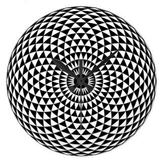 Reloj hipnótico creativo para su hogar