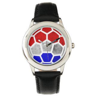 Reloj holandés del fútbol del mundial (fútbol)