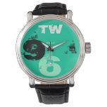 Reloj Hombre 96 Green Sea
