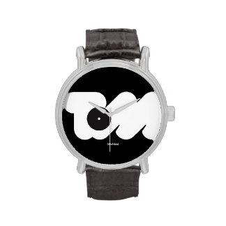 Reloj Hombre Name TOM Black