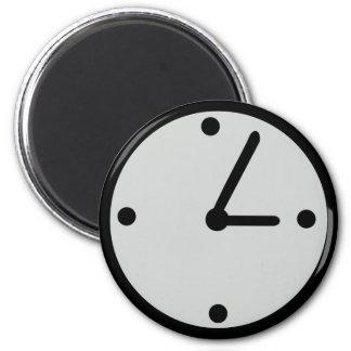Reloj Iman Para Frigorífico