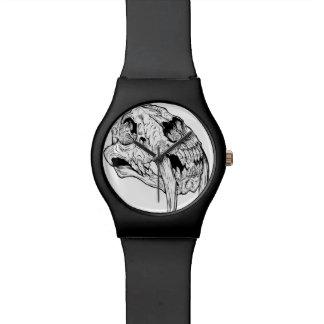 Reloj implacable de Sabertooth