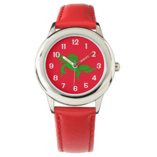 reloj impreso del diseñador