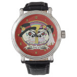 Reloj (inglés) del Los Novios