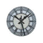 Reloj inútil de Big Ben