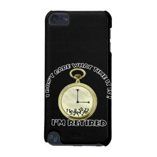 Reloj jubilado funda para iPod touch 5G
