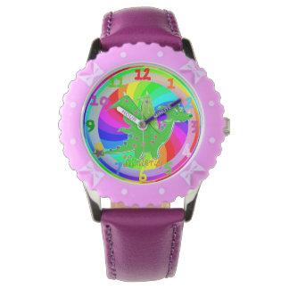 Reloj Kimberly conocida adaptable de los niños del