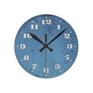 Reloj lamentable del vintage