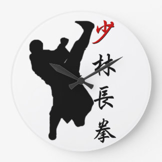 Reloj largo del boxeo del puño de Shao Lin