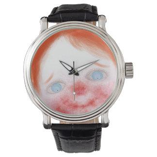 Reloj lindo y divertido del bebé