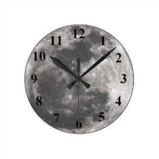 Reloj lunar de la Luna Llena