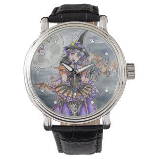"""Reloj """"mágico"""" de medianoche"""