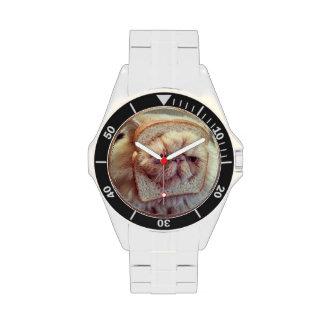 Reloj majestuoso del Pan-Gato (obra clásica del