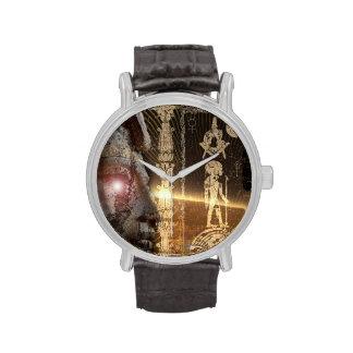 Reloj masónico egipcio de Anunnaki