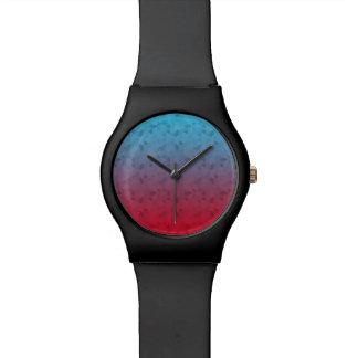 reloj mate descolorado de los triángulos may28th