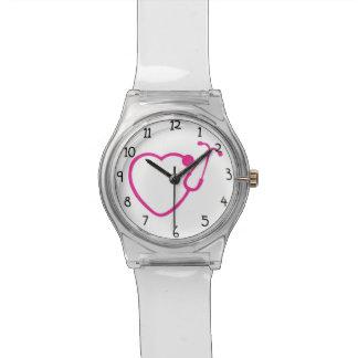Reloj médico