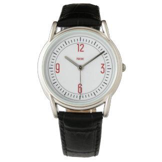 Reloj Moderne euro de 2 diseñadores