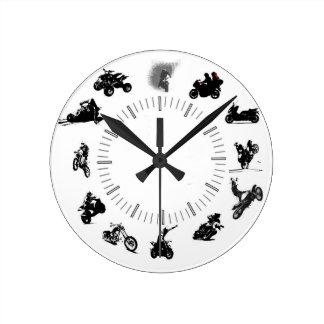 reloj moto
