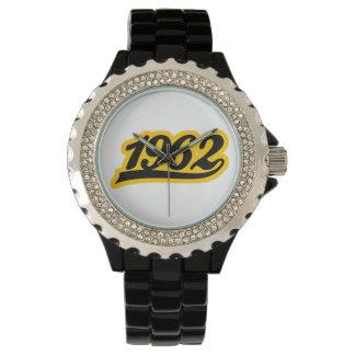 Reloj negro 1962