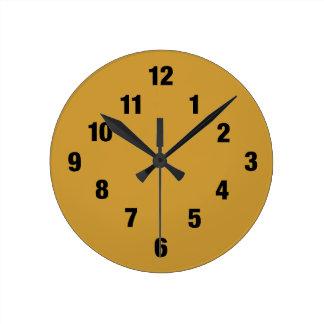Reloj numérico básico