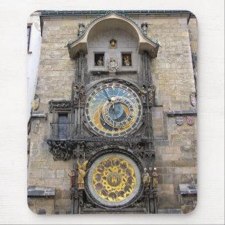Reloj o Praga astronómico Orloj Tapete De Ratón