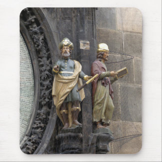 Reloj o Praga astronómico Orloj Alfombrilla De Ratón