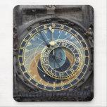 Reloj o Praga astronómico Orloj Tapetes De Raton