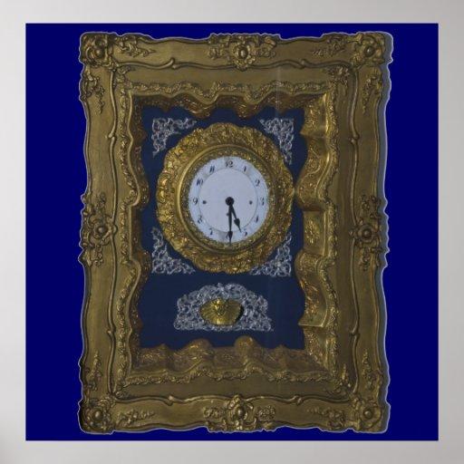 reloj impresiones