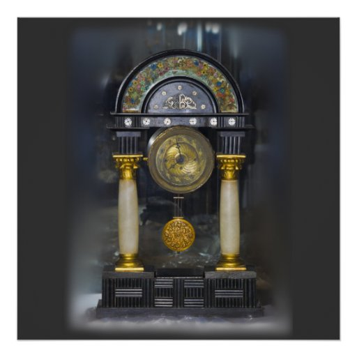 reloj posters