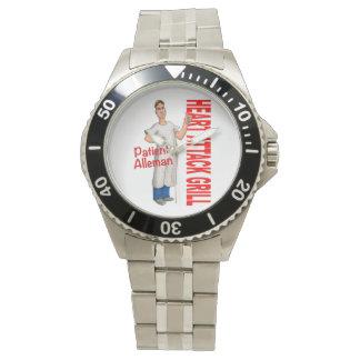 Reloj paciente de Alleman