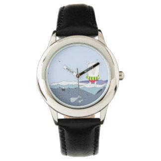 """Reloj """"para del verano que espera"""""""