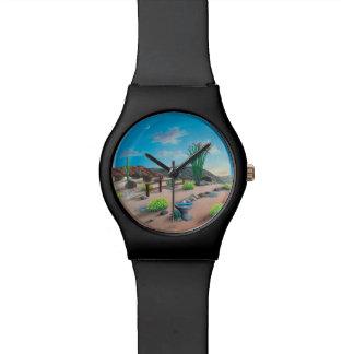 Reloj para mujer del rastro del desierto