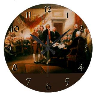 Reloj patriótico