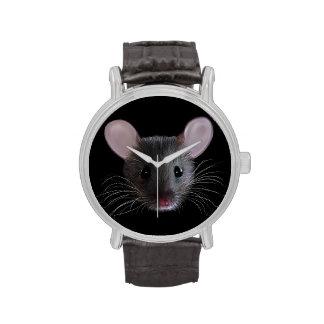 Reloj pequenito del ratón