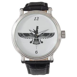 Reloj persa del vintage