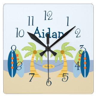 """""""Reloj personalizado del cuarto de niños del bebé"""
