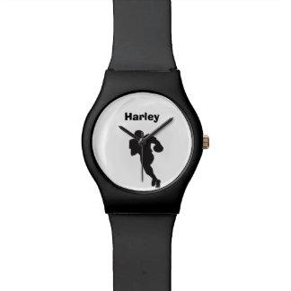 Reloj personalizado fútbol