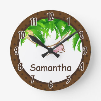 Reloj personalizado parque zoológico del safari de