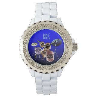 Reloj personalizado sistema del regalo del
