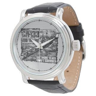 Reloj pesado de Toledo del crucero