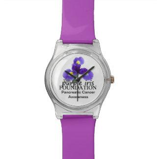 Reloj PIF de la conciencia del cáncer pancreático