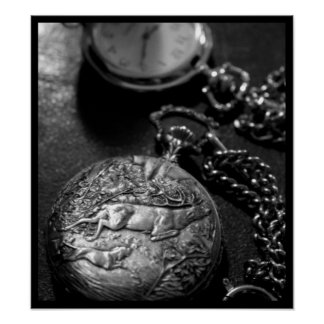 Reloj Póster