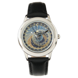 Reloj-Praga astronómica Orlog Relojes De Mano