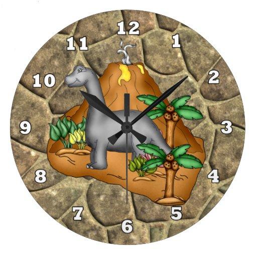 Reloj prehistórico de Dino